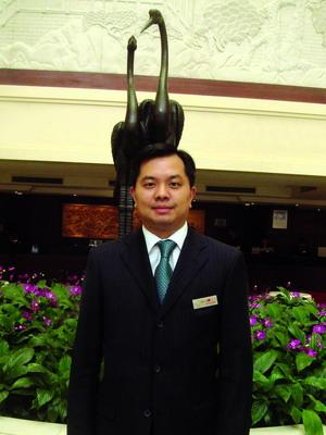 武汉新华诺富特新任市场销售总监