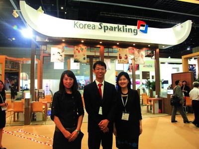 朴惠美评韩国的商务及会奖设施完善